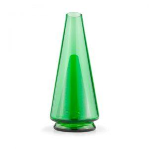 Puffco Peak | Glass Attachment | Replacement Glass | Leaf Green
