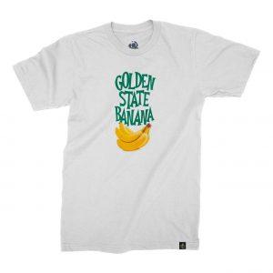 Golden State Banana Bunches T-Shirt