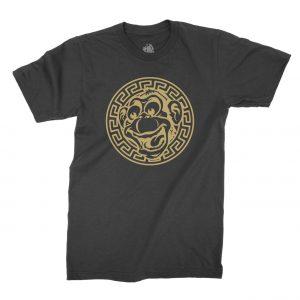 Golden State Banana | Aztec Warrior T-Shirt