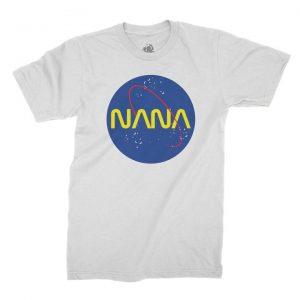 Golden State Banana | NANA T-Shirt in White