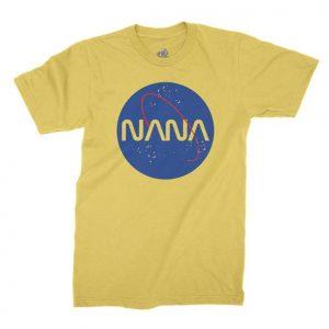 Golden State Banana | NANA T-Shirt in Yellow