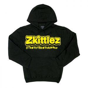 Zkittlez | Yellow Hoodie