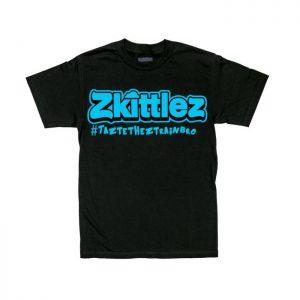 Zkittlez | Blue T-shirt