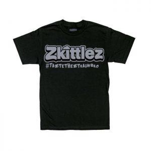 Zkittlez | Grey T-shirt