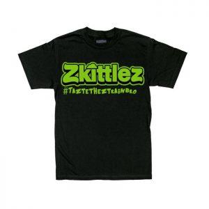 Zkittlez | Green T-shirt