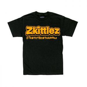 Zkittlez | Orange T-shirt