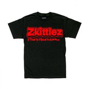 Zkittlez | Red T-shirt
