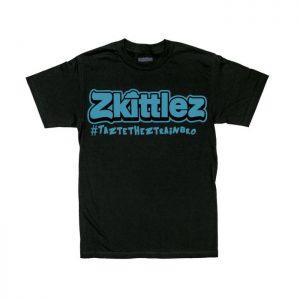 Zkittlez | Teal T-shirt