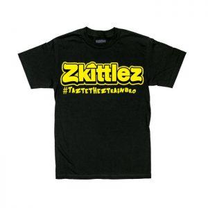 Zkittlez | Yellow T-shirt