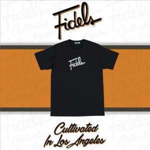 Fidels | Black T-Shirt