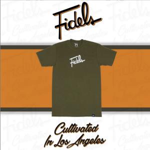 Fidels | Green T-Shirt