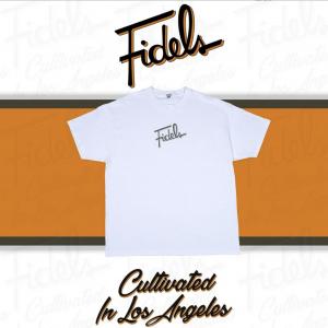 Fidels | White T-Shirt
