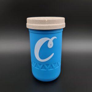 Re:stash Jar | 12oz Cookies – Blue