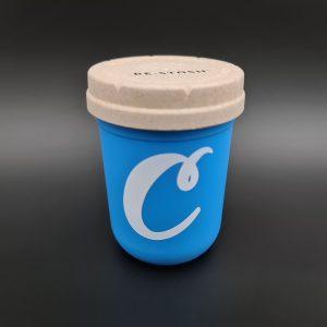Re:stash Jar | 8oz Cookies – Blue