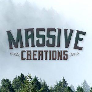 Massive Creations | 4 Black Rozes | Black Roze x Boriaz