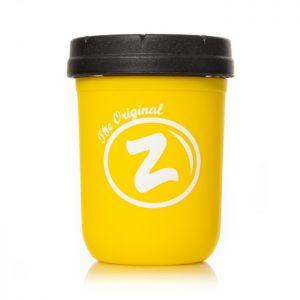 Re:stash Jar | 8oz Zkittlez | Yellow