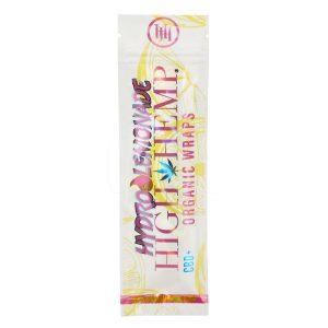High Hemp | Organic Blunt Wraps | Hydro Lemonade