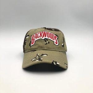 Backwoods | Baseball Cap | Light Camo
