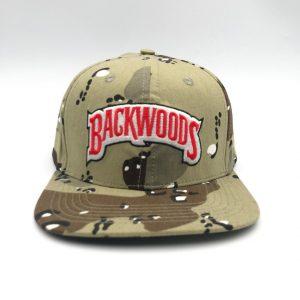 Backwoods | Snapback Cap | Light Camo