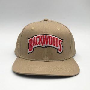 Backwoods | Snapback Cap | Beige