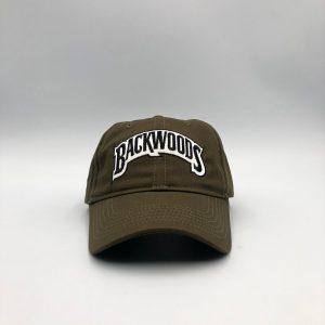 Backwoods | Baseball Cap | Olive Green