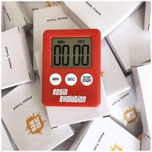 Rosin Evolution | Rosin Press Timer | Red