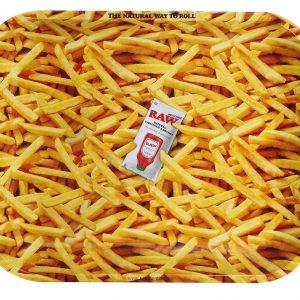 RAW | French Fries Rolling Tray | Medium